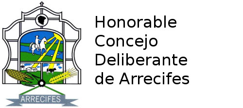 Honorable Concejo Deliberante Arrecifes